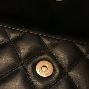 CHANEL Bags - Quilted CHANEL Large Clutch